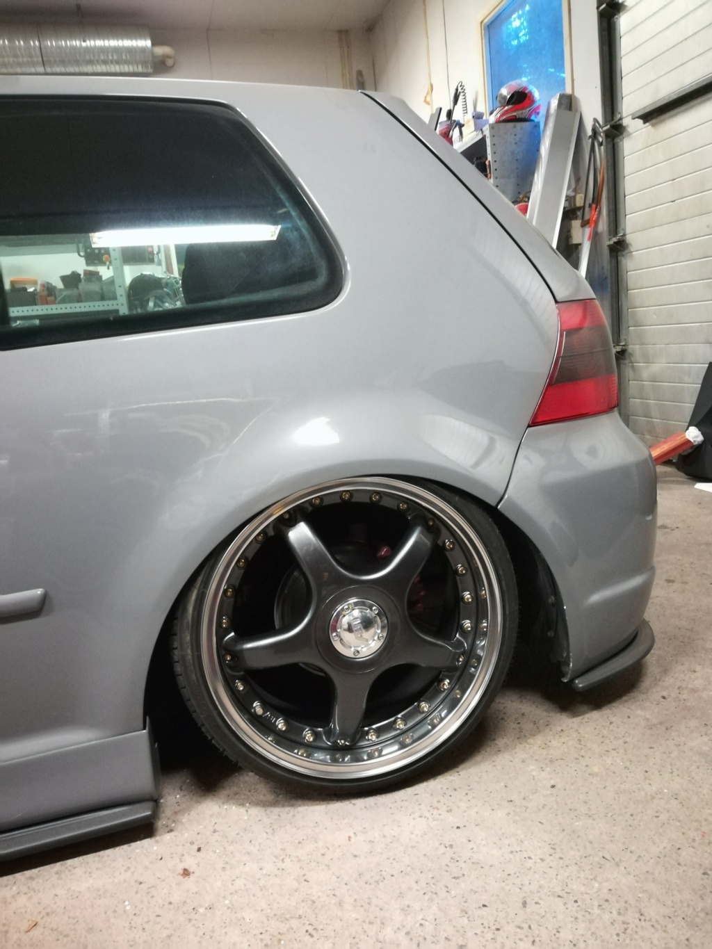 golffari: Bagged Golf mkiv gti -99, Nardo Grey - Sivu 3 Img_2074