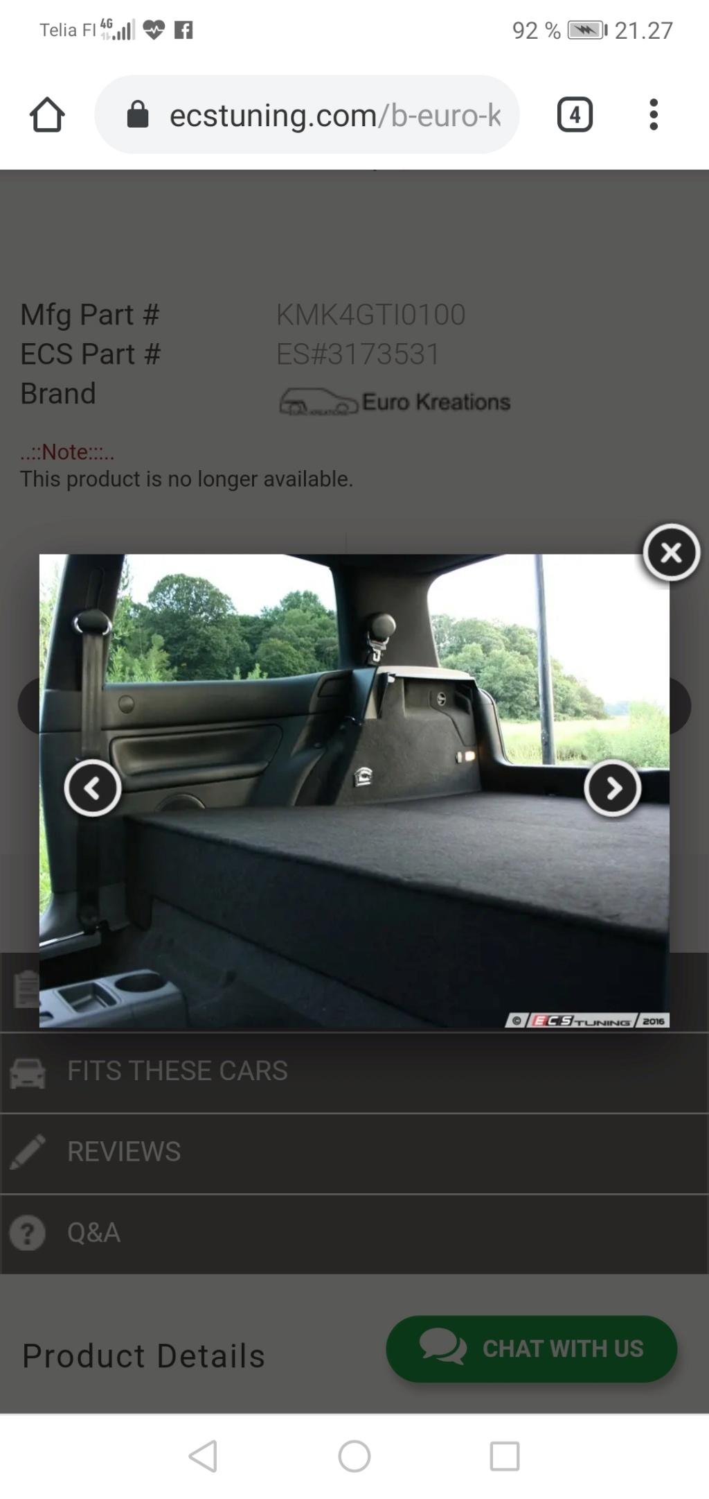 golffari: Bagged Golf mkiv gti -99, Nardo Grey - Sivu 5 Screen11