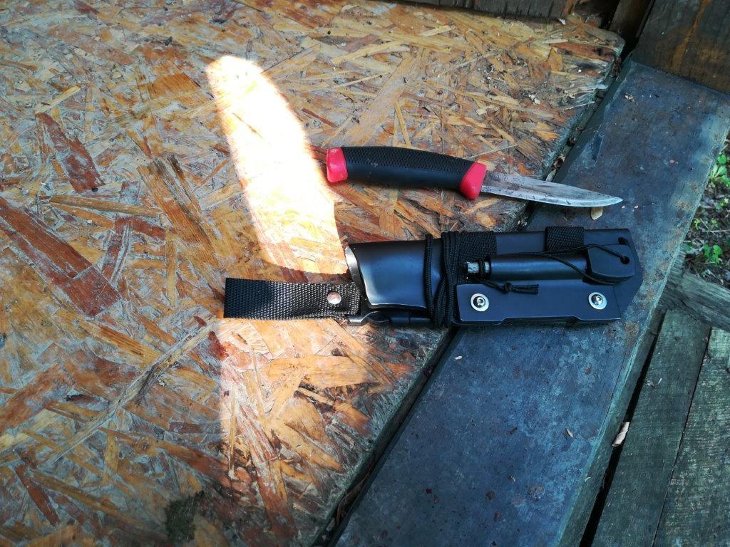 Morakniv Craftsmen knife 840 - Tuning  - Page 2 Img_2012