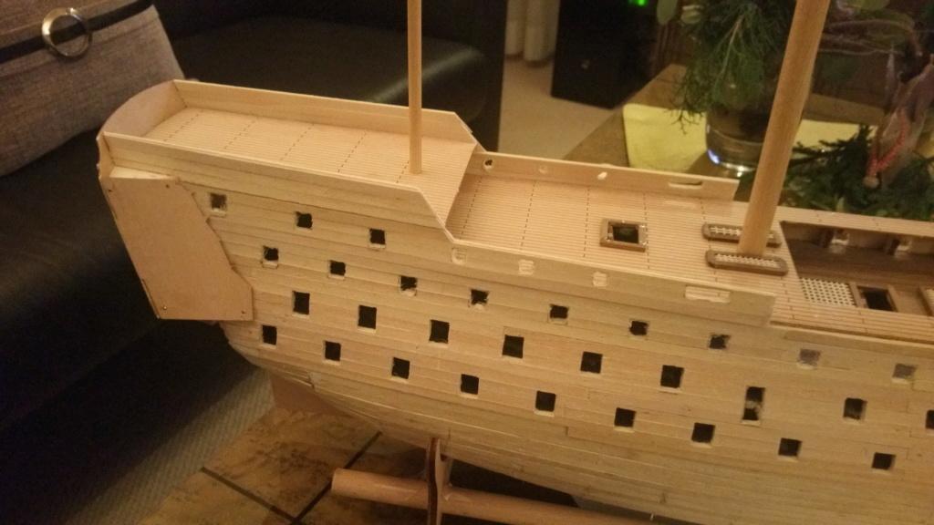Baubericht HMS Victory 1:98 von Mantua - Seite 2 20190112
