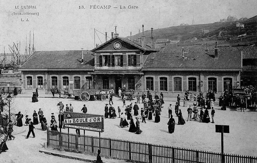 Modernisation de la ligne Bréauté - Fécamp Gare_d13