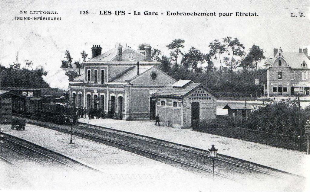 Modernisation de la ligne Bréauté - Fécamp Gare_d14