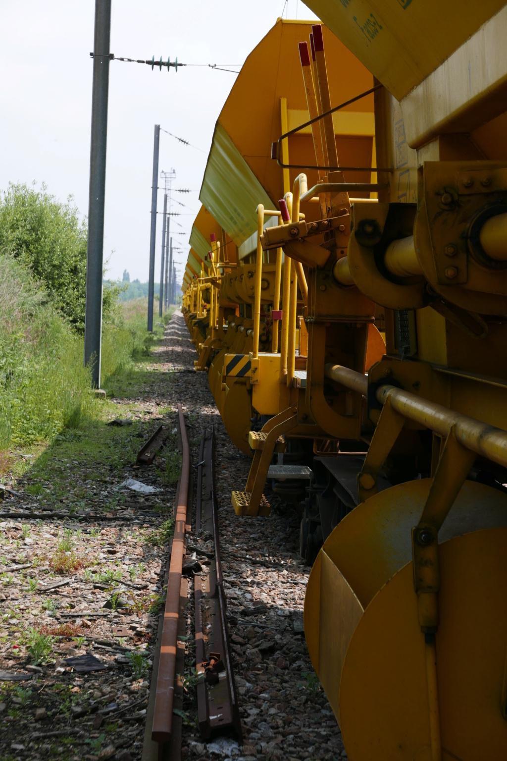 Modernisation de la ligne Bréauté - Fécamp - Page 3 P1010228
