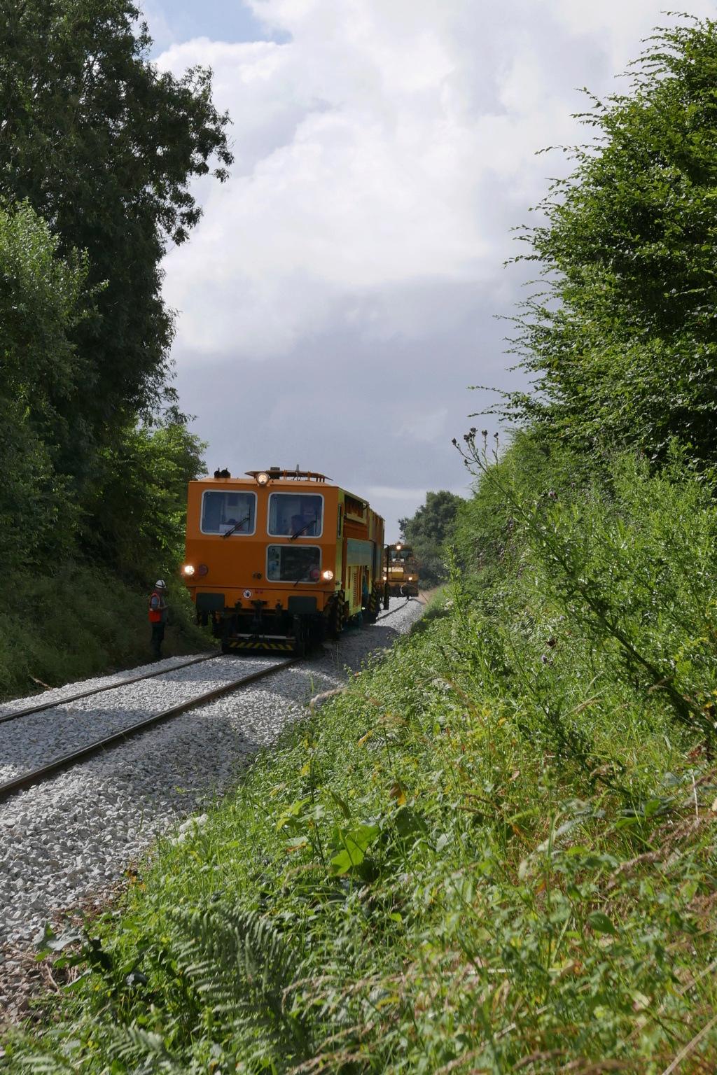 Modernisation de la ligne Bréauté - Fécamp - Page 3 P1020121