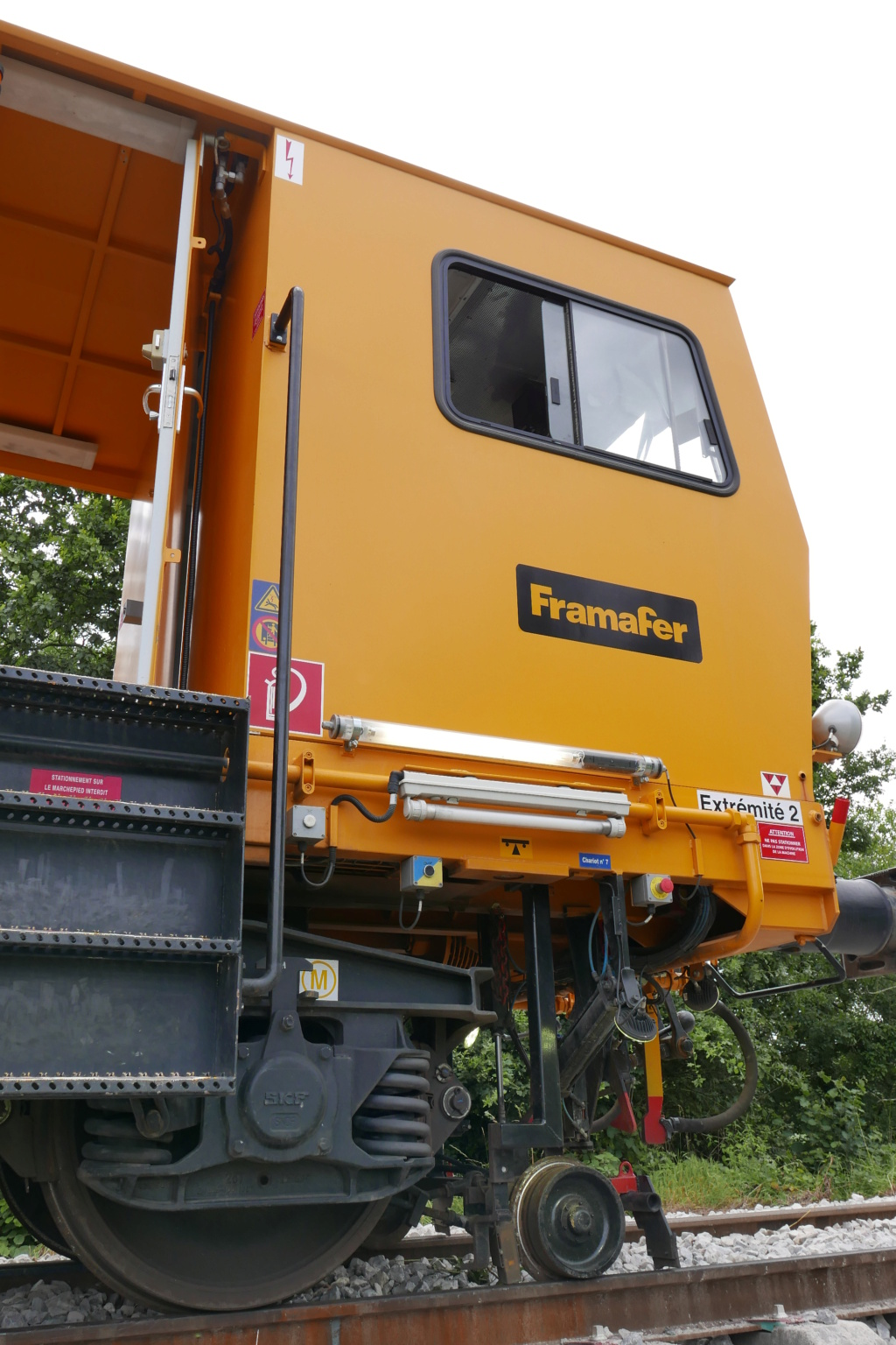 Modernisation de la ligne Bréauté - Fécamp - Page 3 P1020130
