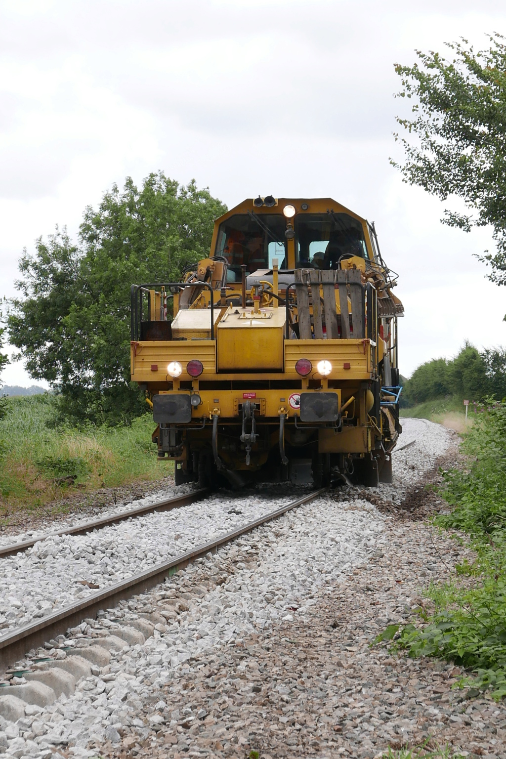Modernisation de la ligne Bréauté - Fécamp - Page 3 P1020133