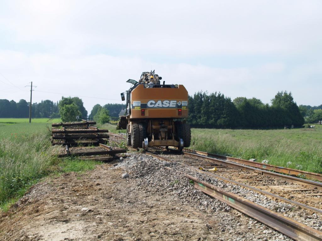 Modernisation de la ligne Bréauté - Fécamp - Page 2 P6097817