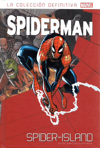 21-22 - [Marvel - SALVAT] SPIDERMAN La Colección Definitiva en Argentina 00310