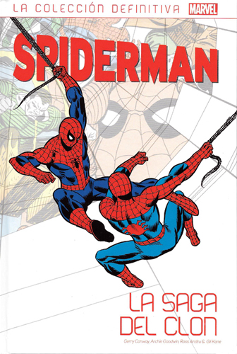 21-22 - [Marvel - SALVAT] SPIDERMAN La Colección Definitiva en Argentina 00412