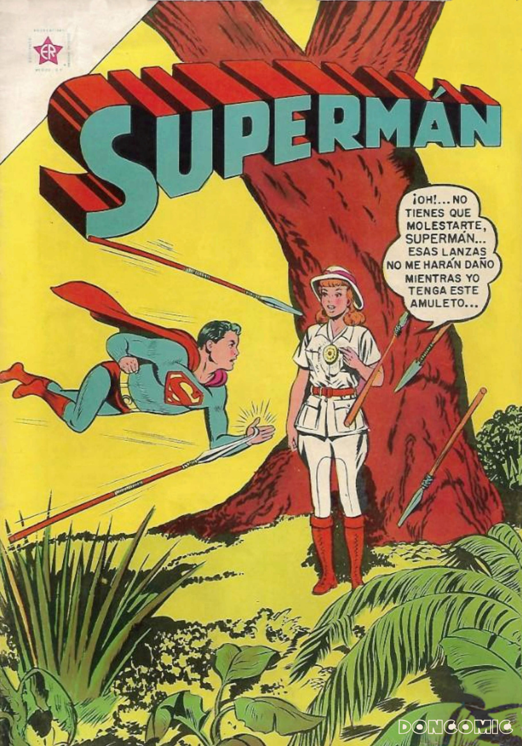 [Editorial NOVARO] Universo DC 006610