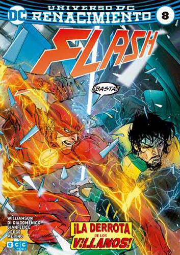 [ECC Argentina] DC Comics 00811