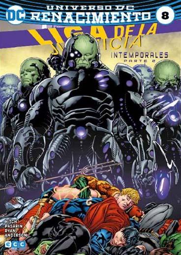 [ECC Argentina] DC Comics 00812