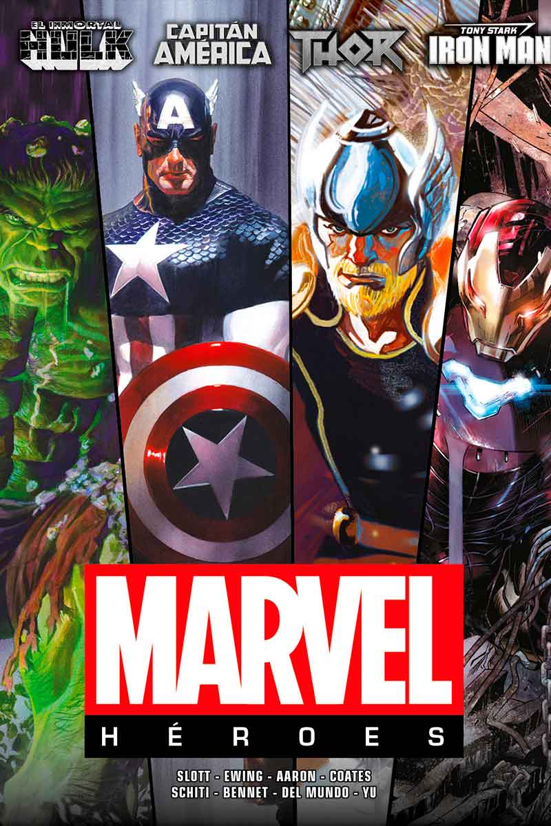 [OVNI Press] Marvel Comics y otras - Página 9 0123
