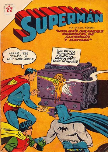 [Editorial NOVARO] Universo DC 012610