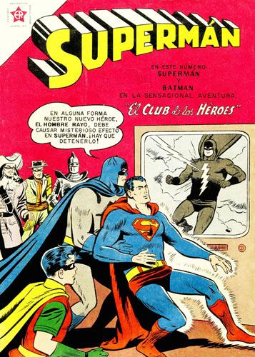 [Editorial NOVARO] Universo DC 013010