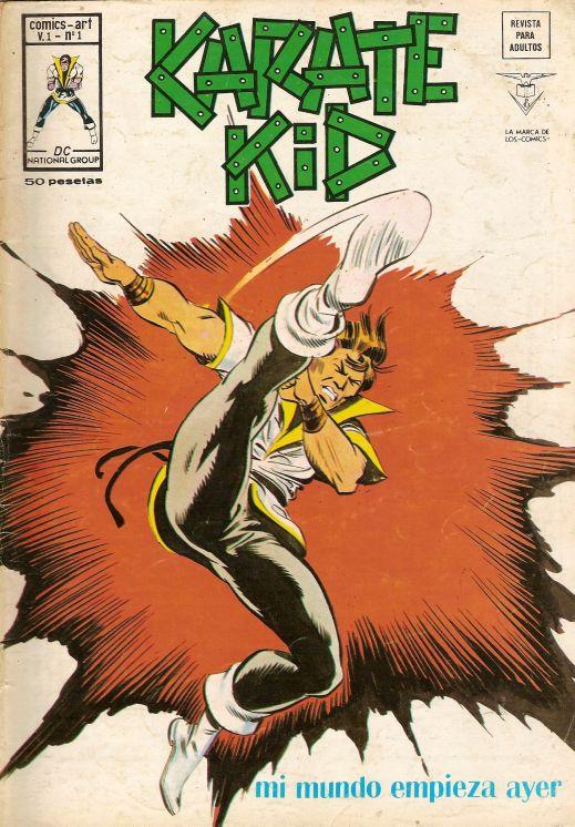 [Valenciana, Vértice, Bruguera] DC Comics 0131