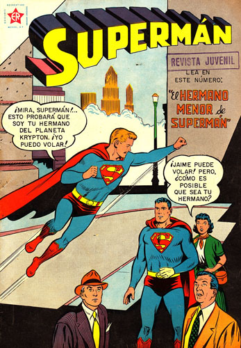 [Editorial NOVARO] Universo DC 013110