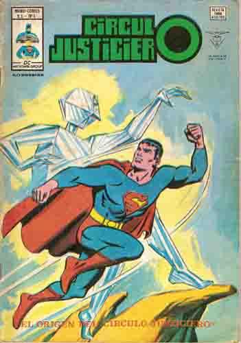 [Valenciana, Vértice, Bruguera] DC Comics 0133