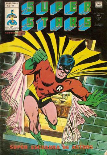 [Valenciana, Vértice, Bruguera] DC Comics 0134