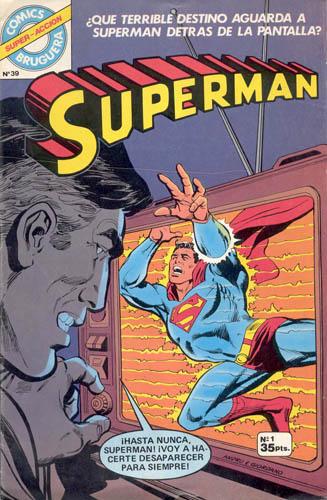 [Valenciana, Vértice, Bruguera] DC Comics 0139