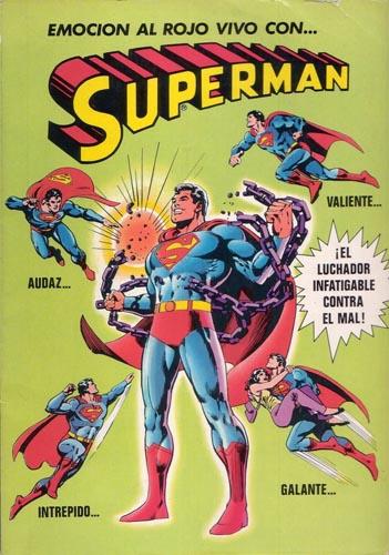 [Valenciana, Vértice, Bruguera] DC Comics 0140