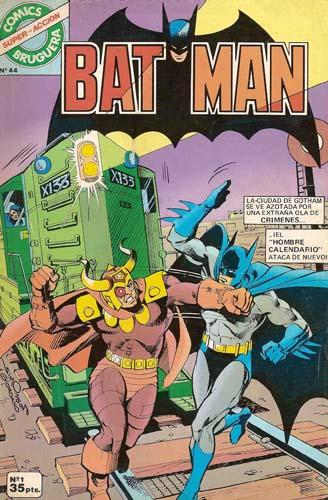 [Valenciana, Vértice, Bruguera] DC Comics 0141