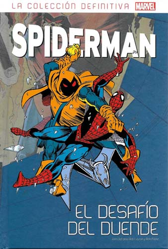 21-22 - [Marvel - SALVAT] SPIDERMAN La Colección Definitiva en Argentina 01410