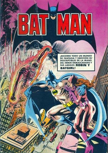[Valenciana, Vértice, Bruguera] DC Comics 0143