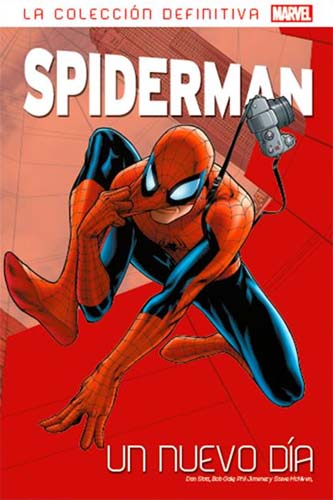 21-22 - [Marvel - SALVAT] SPIDERMAN La Colección Definitiva en Argentina 01510