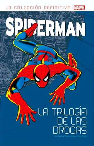 21-22 - [Marvel - SALVAT] SPIDERMAN La Colección Definitiva en Argentina 01812