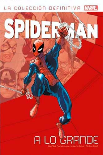 21-22 - [Marvel - SALVAT] SPIDERMAN La Colección Definitiva en Argentina 01911