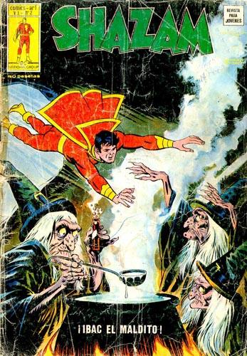[Valenciana, Vértice, Bruguera] DC Comics 0229