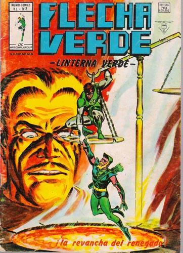 [Valenciana, Vértice, Bruguera] DC Comics 0231