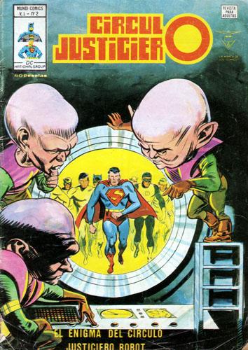 [Valenciana, Vértice, Bruguera] DC Comics 0232