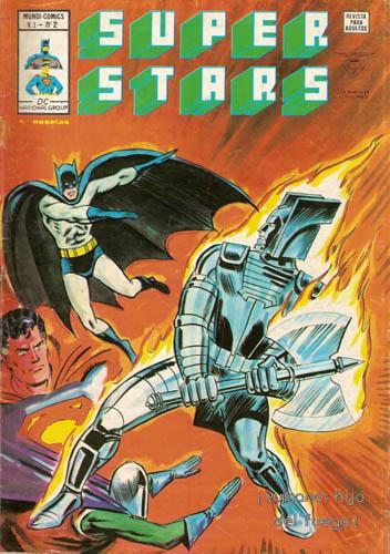 [Valenciana, Vértice, Bruguera] DC Comics 0233