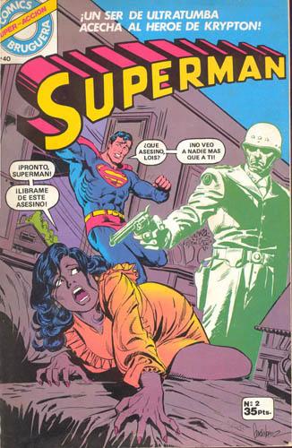 [Valenciana, Vértice, Bruguera] DC Comics 0238
