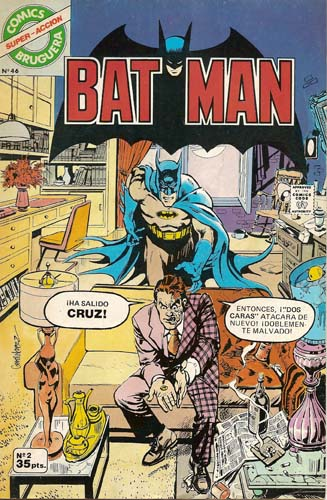 [Valenciana, Vértice, Bruguera] DC Comics 0240