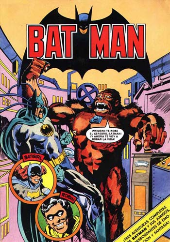 [Valenciana, Vértice, Bruguera] DC Comics 0242