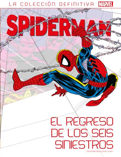 21-22 - [Marvel - SALVAT] SPIDERMAN La Colección Definitiva en Argentina 02810