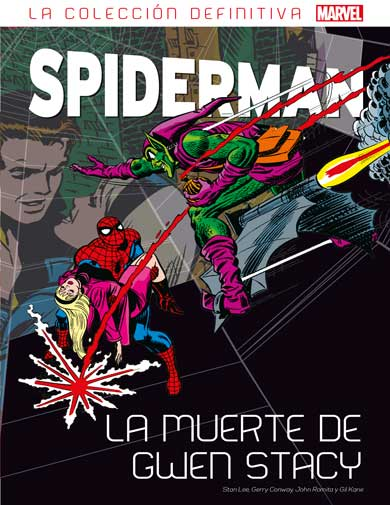 21-22 - [Marvel - SALVAT] SPIDERMAN La Colección Definitiva en Argentina 02911