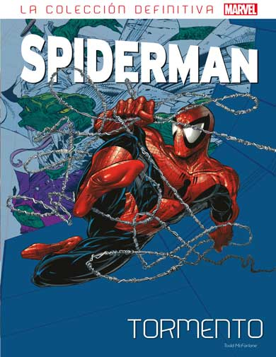 21-22 - [Marvel - SALVAT] SPIDERMAN La Colección Definitiva en Argentina 03010
