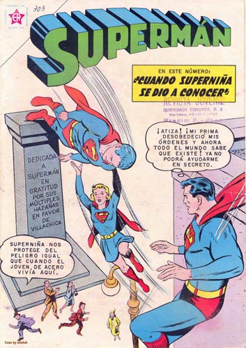 [Editorial NOVARO] Universo DC 030310
