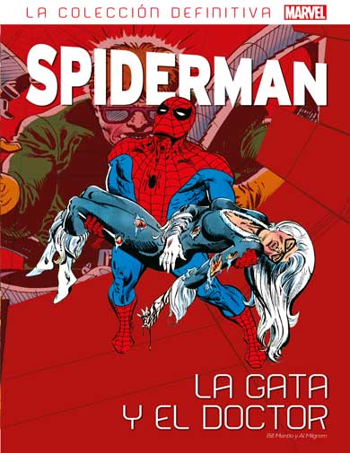 21-22 - [Marvel - SALVAT] SPIDERMAN La Colección Definitiva en Argentina 03110
