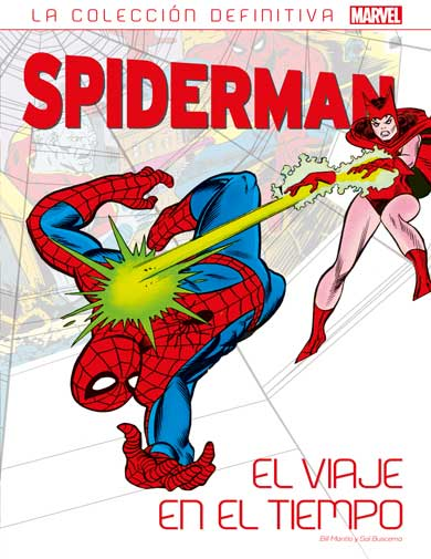 21-22 - [Marvel - SALVAT] SPIDERMAN La Colección Definitiva en Argentina 03210