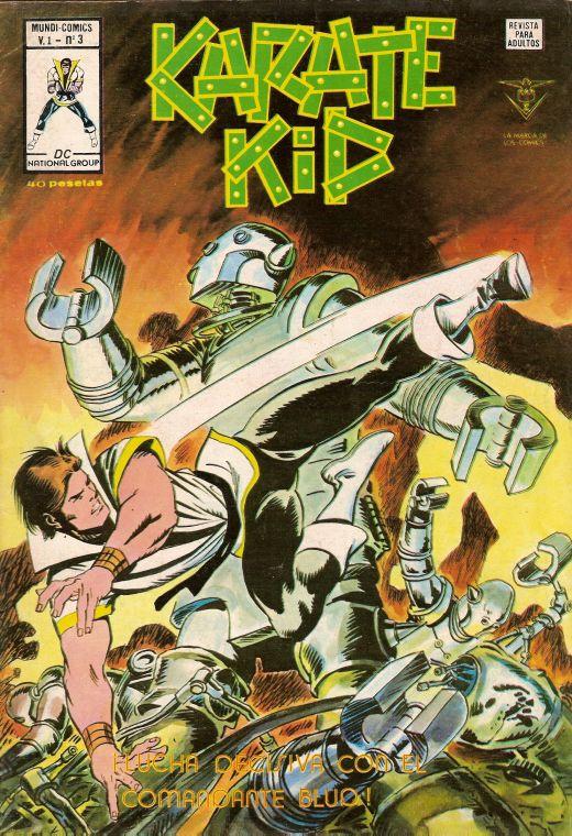 [Valenciana, Vértice, Bruguera] DC Comics 0322