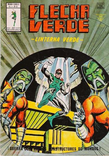[Valenciana, Vértice, Bruguera] DC Comics 0323