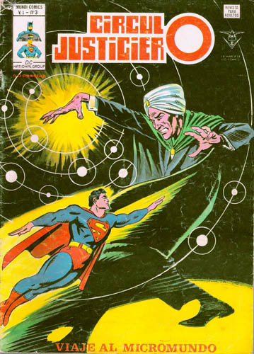 [Valenciana, Vértice, Bruguera] DC Comics 0324