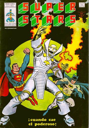 [Valenciana, Vértice, Bruguera] DC Comics 0325