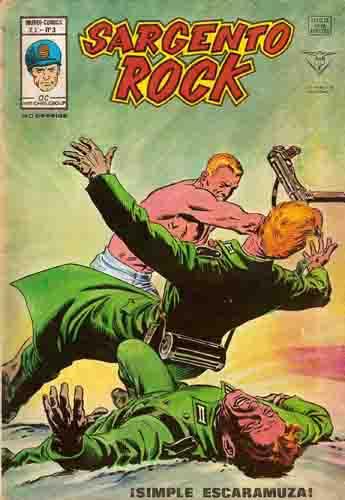 [Valenciana, Vértice, Bruguera] DC Comics 0329