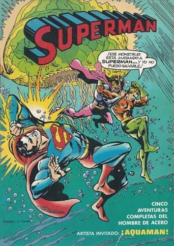 [Valenciana, Vértice, Bruguera] DC Comics 0333